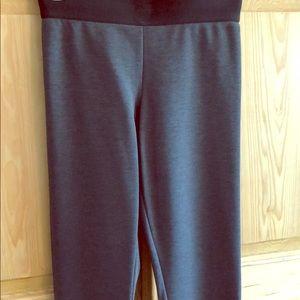 Gray Skinny Pant Legging NWT